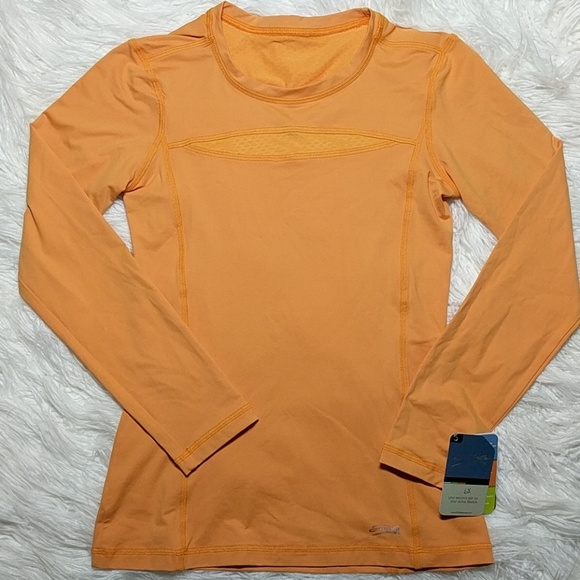 Sofibella Tops - NWT Sofibella Orange Athletic Top sz XS